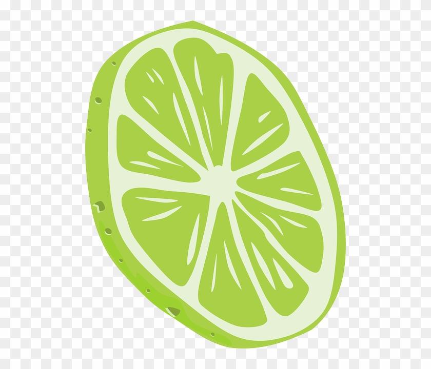 Tomato Green, Food, Slice, Fruit, Cartoon, Lemon, Lime, - Orange Peel Vector Png #1333584