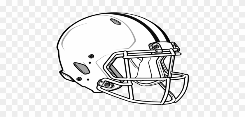Colts Nfl Football Helmet Coloring Pages Drawing Of A Football