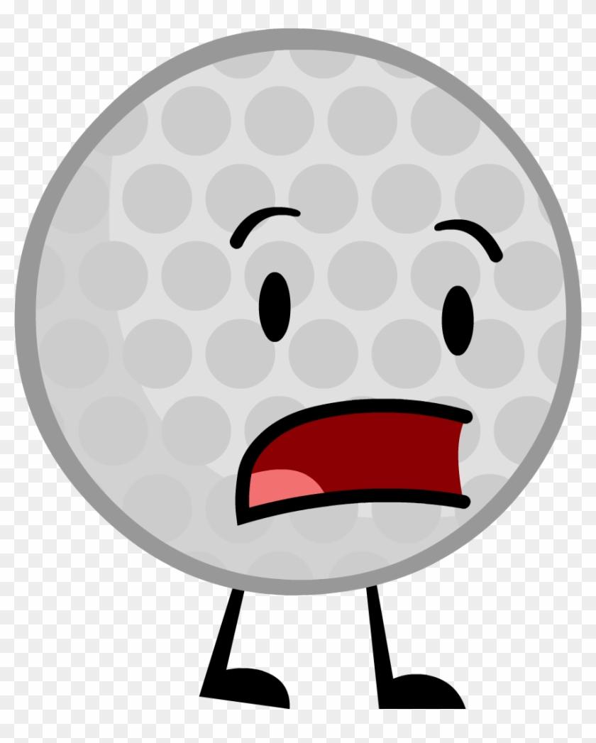 Bfdi - Bfdi Old Golf Ball #1334063