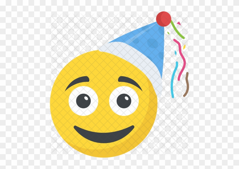 Birthday Emoji Icon Happy Birthday Emoji Png Free Transparent