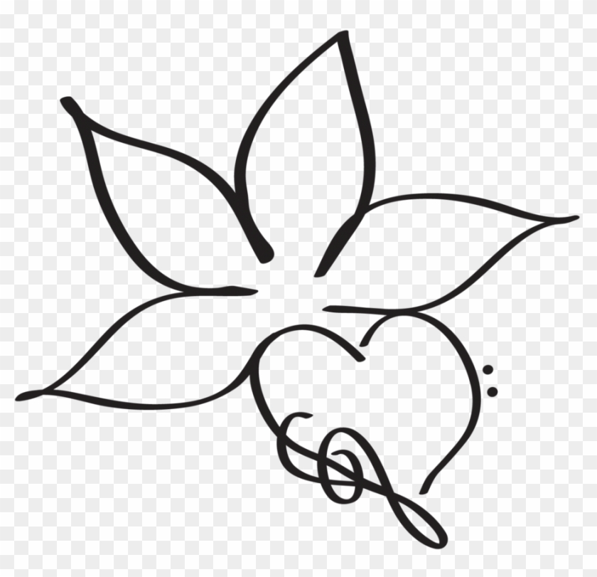 Easy Tattoos To Drawmusic Simple Flower Tattoo Designs Free