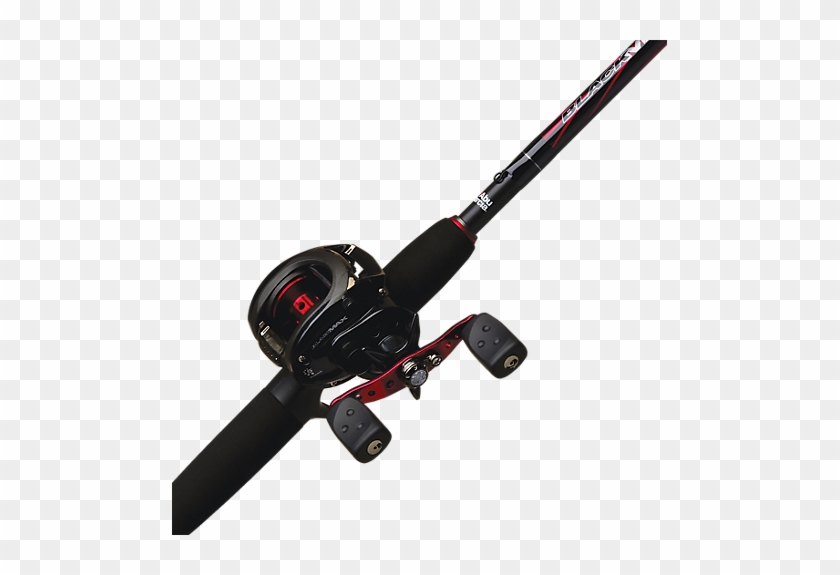 Fishing Pole Pn Fishing Png - Bait Caster Abu Garcia Black Max Price #1335340