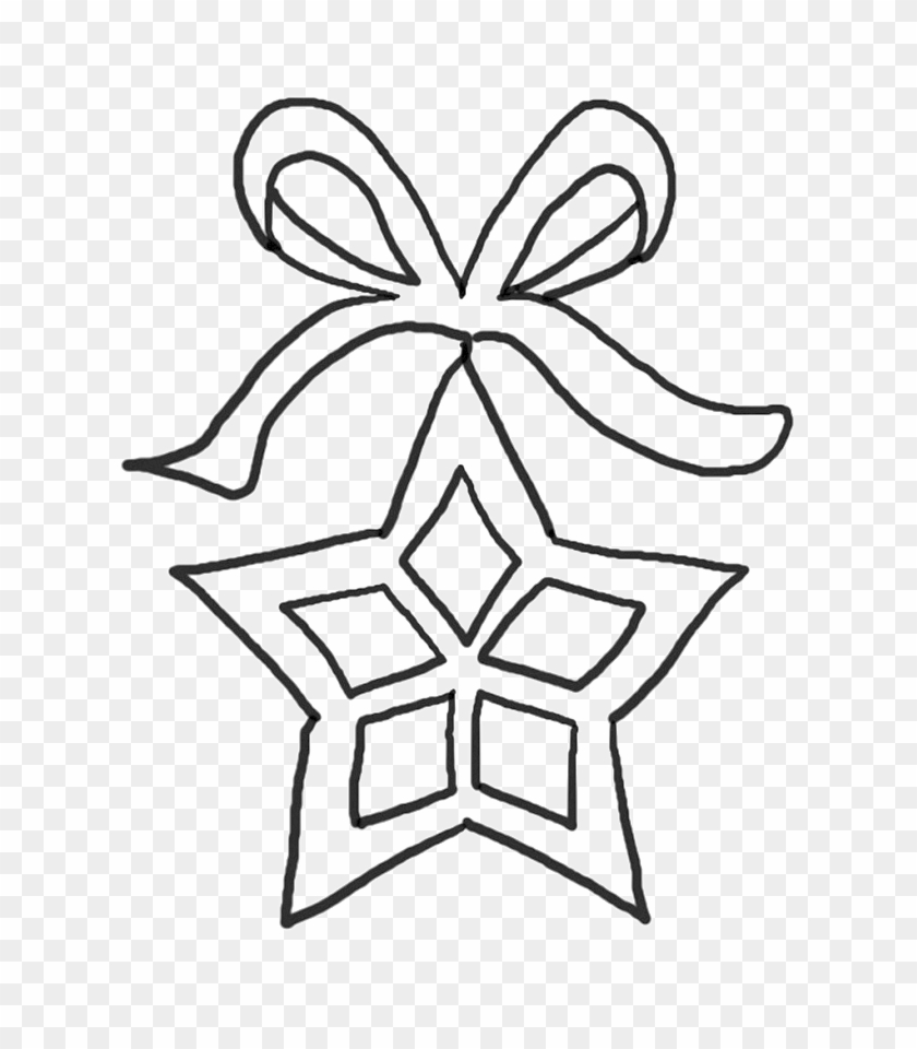 Pictures A Nice Christmas Star Coloring Pages - Christmas Star For ...