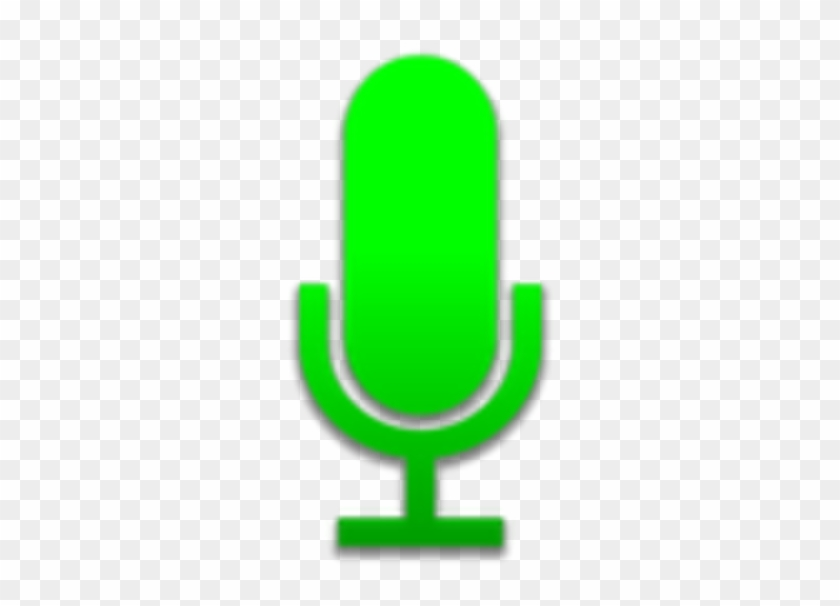 Pin Voice Recorder Clipart - Sound Recording And Reproduction #1335924