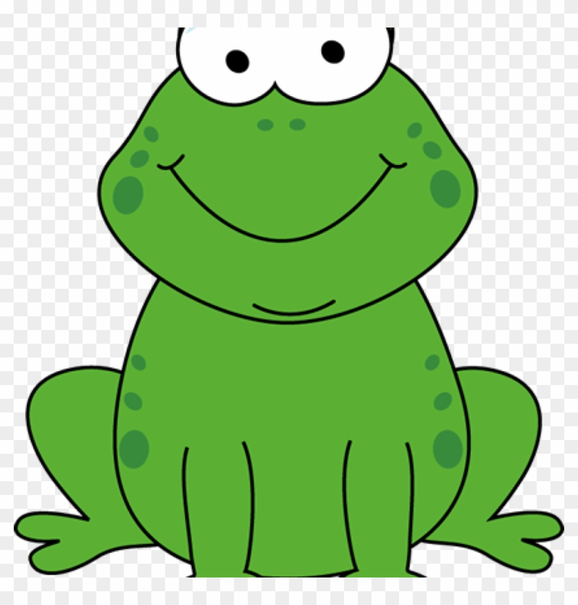 Frog Clipart Cartoon Free Download - Green Speckled Frog Clipart #1336107