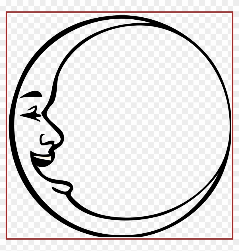 Awesome For U Triple Moon Symbol Outline Clipart To Roses Clipart