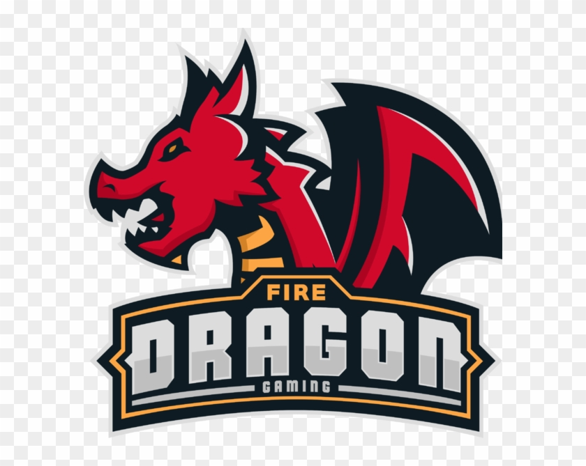 Fire Dragons Gaming Logo Gaming Dragon Png Free Transparent Png Clipart Images Download