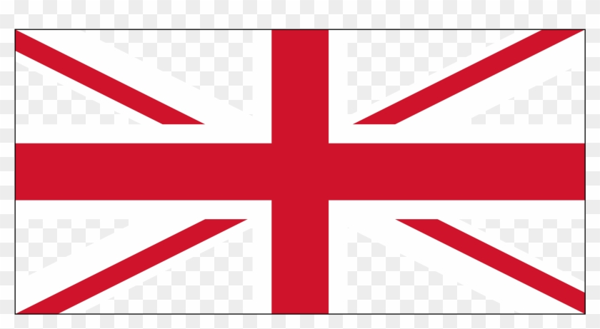 Flag Of The Divided Kingdom - Uk Flag Without Scotland #1337254