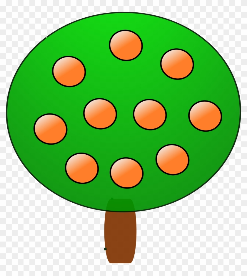 Big Image - Fruit Tree #1337370