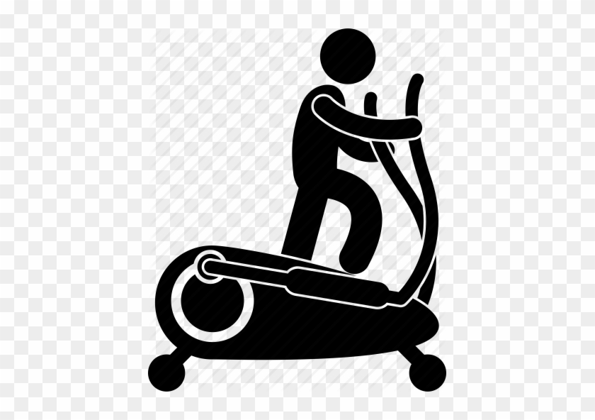 Gymnasium Icon Clipart Fitness Centre Exercise Equipment Exercise Free Transparent Png Clipart Images Download