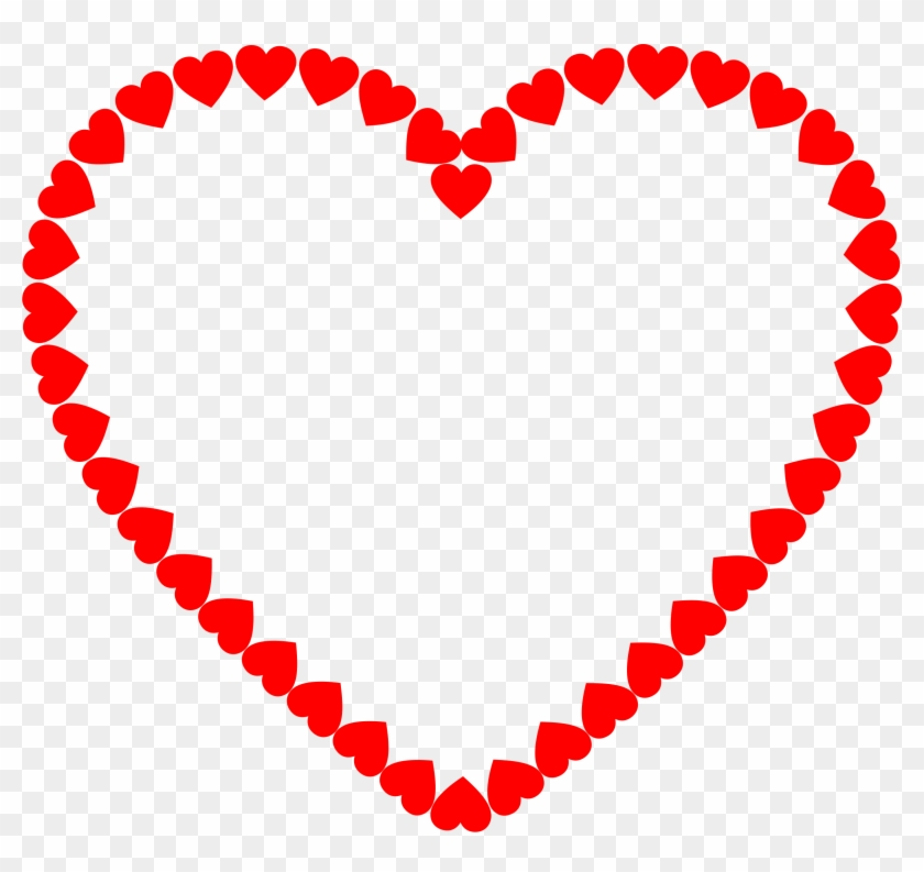 Valentine's Day Romance Love Heart Greeting & Note - Quotes Of You Re In My Heart #1338167