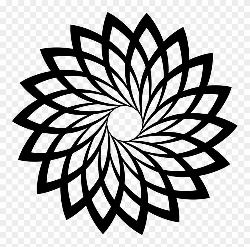 All Photo Png Clipart Black And White Lotus Flower Clipart Png
