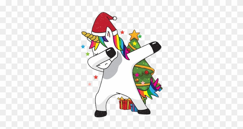 For December Only You Can Book A Slime Workshop And - Dabbing Unicorn Christmas #1339633