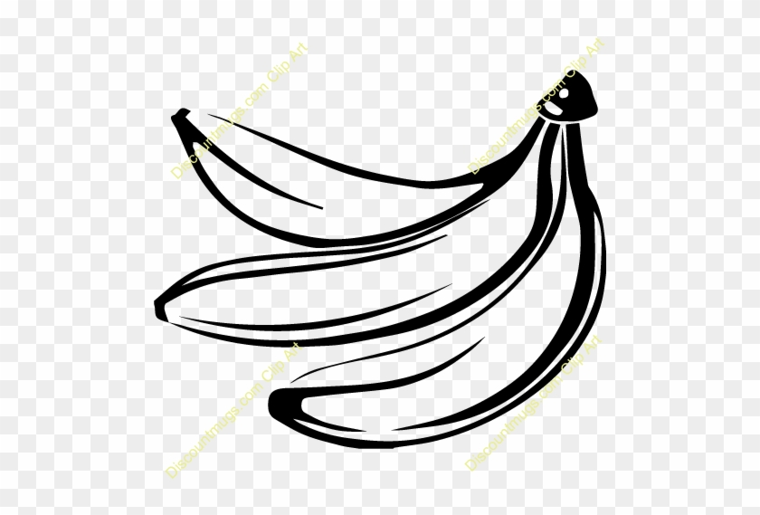 bananas silhouette clipart banana banana vector black and white free transparent png clipart images download bananas silhouette clipart banana