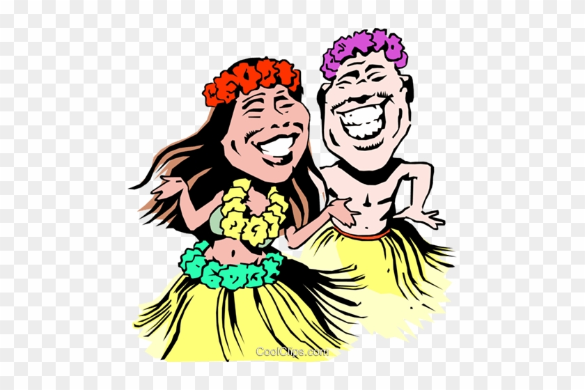 Free Library Hula Girl Clipart At Getdrawings - Clipart Hawaiian Hula Lady #1339951
