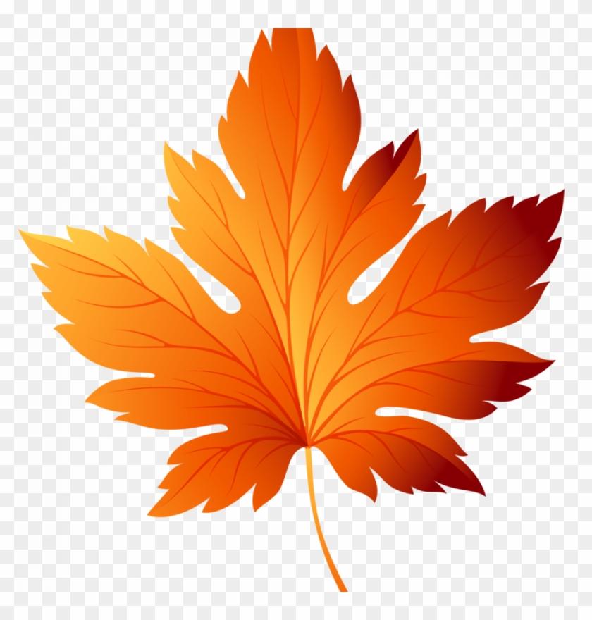 Download Transparent Autumn Leaves Clipart Autumn Leaf - Transparent Background Fall Leaves Clipart #1340592