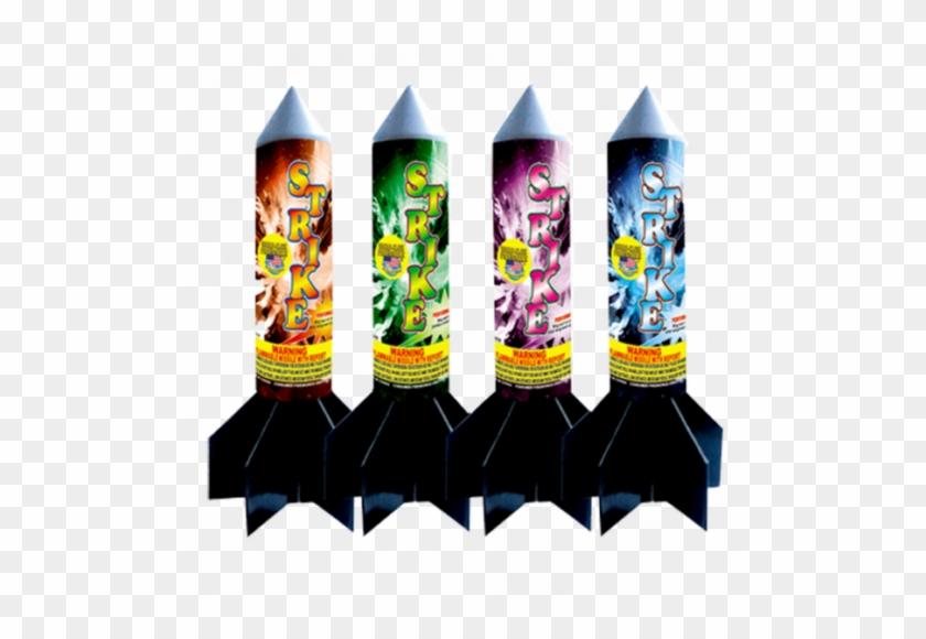 Rockets - Missiles - Fireworks #1341167