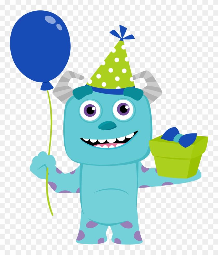 From Sba Boy Monsters Inc Birthday Invitations Free Transparent