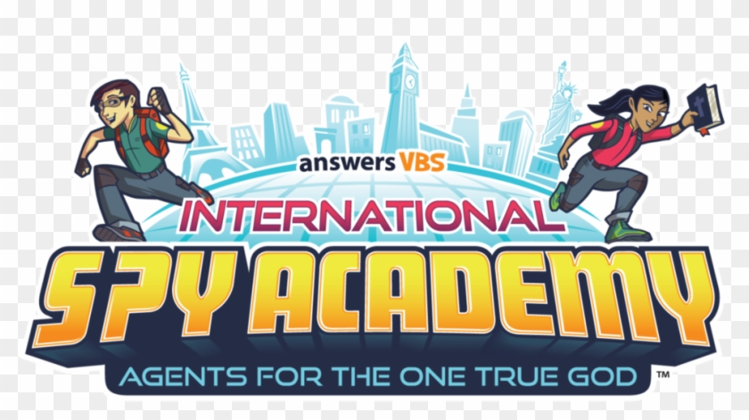Vacation Bible School - International Spy Academy Vbs #207901