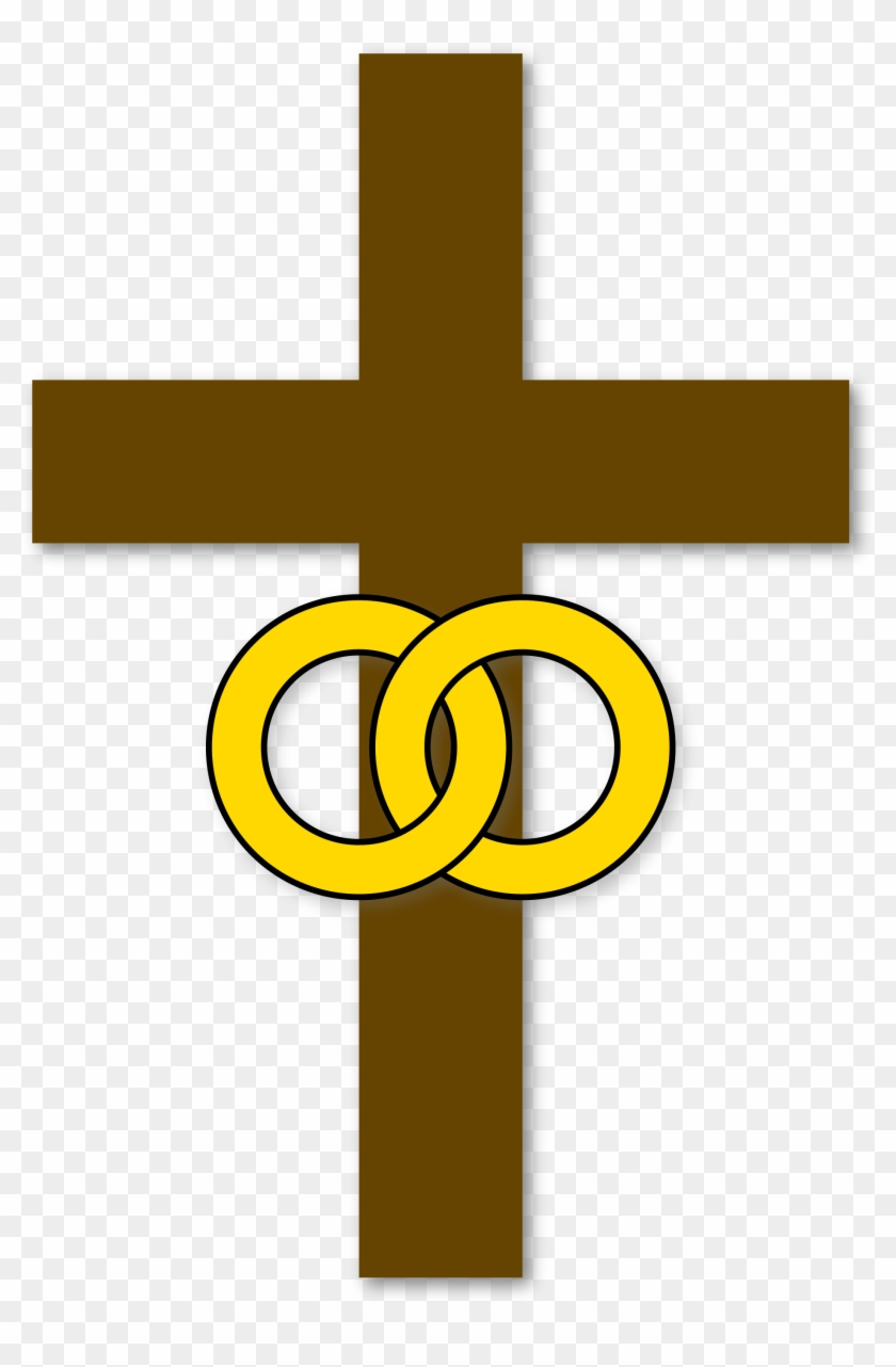 Marriage Cross Christian Symbol Signs And Symbols Of Marriage