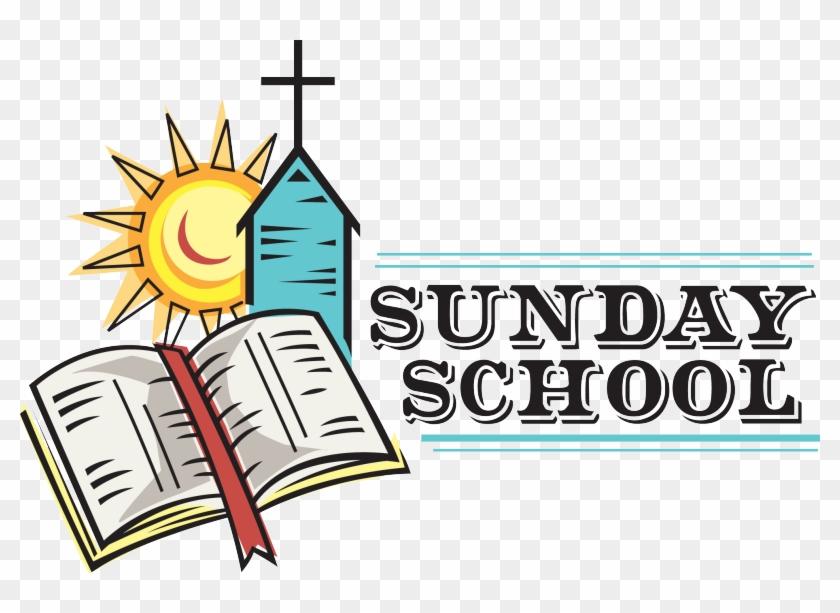 Sunday - First Day Of Sunday School #207997