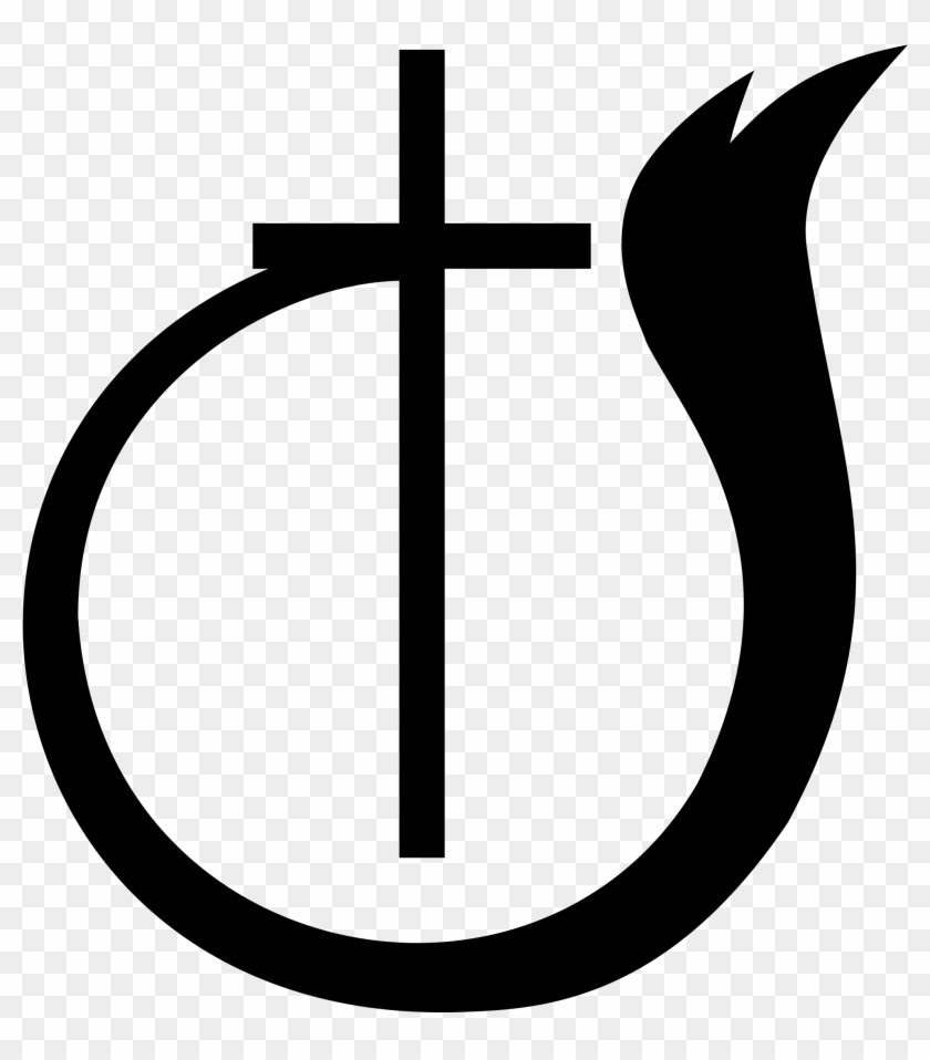 Open Symbol Of The Anglican Church Free Transparent Png Clipart