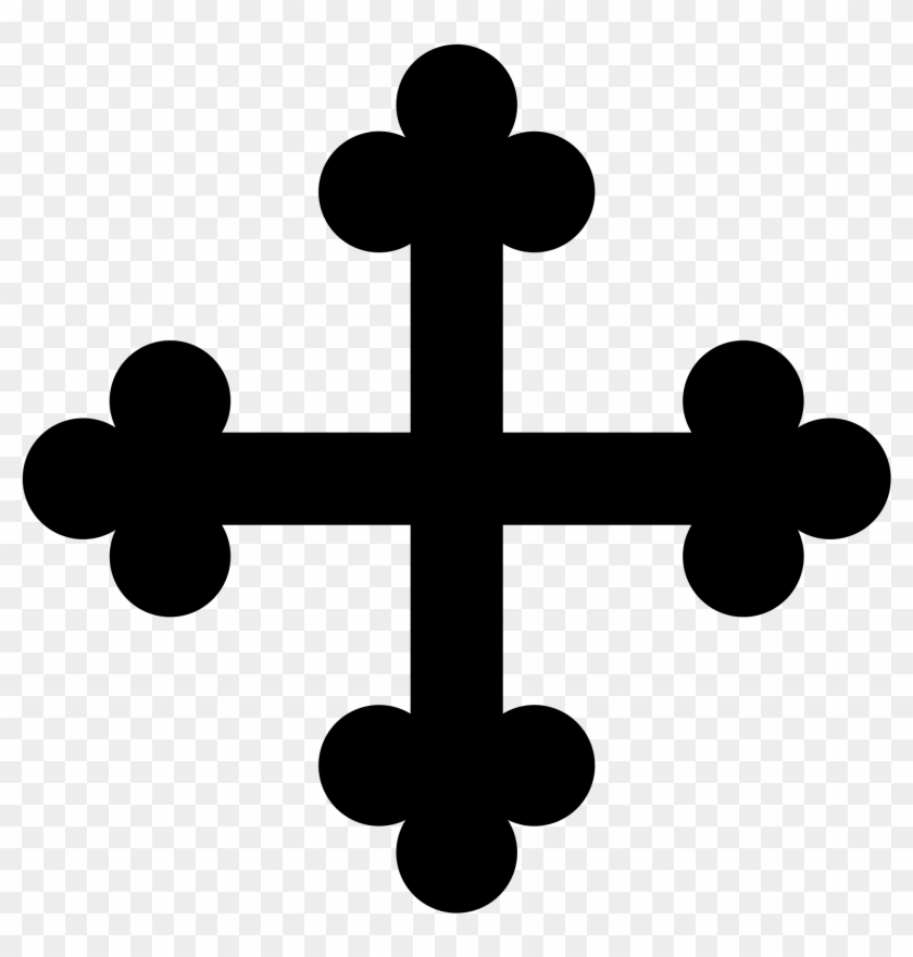 Religious Clip Art Symbols For Custom Coat Of Arms - Heraldry Cross #208212