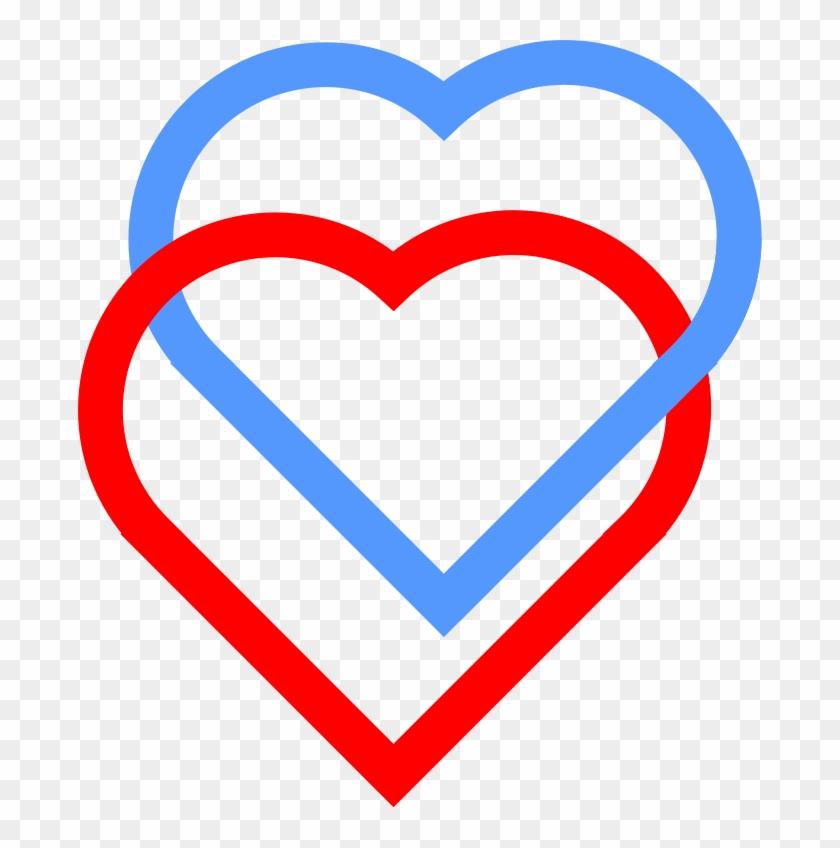 Love Heart Symbol Rings Symbol Of Caring Free Transparent Png