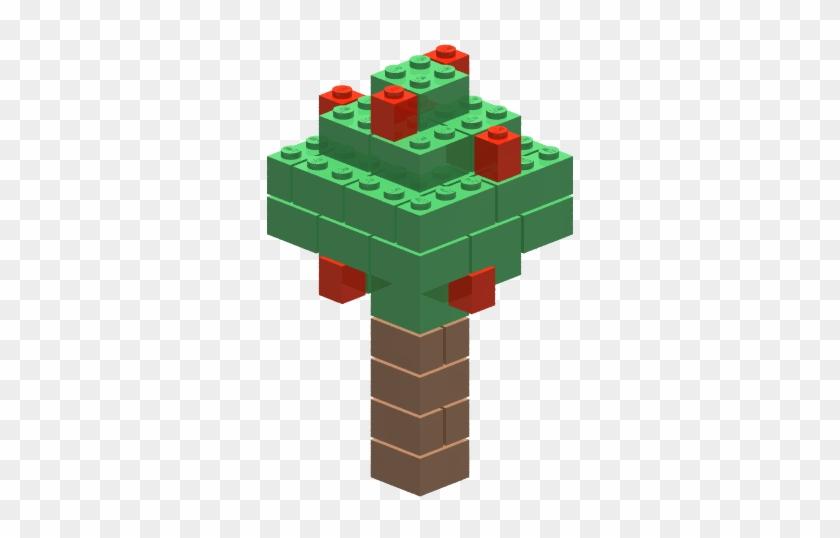 Step - Simple Lego Tree #209033