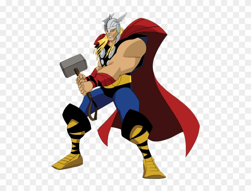 Lego Clipart Thor - Avengers: Earth's Mightiest Heroes!: Breakout! #209059