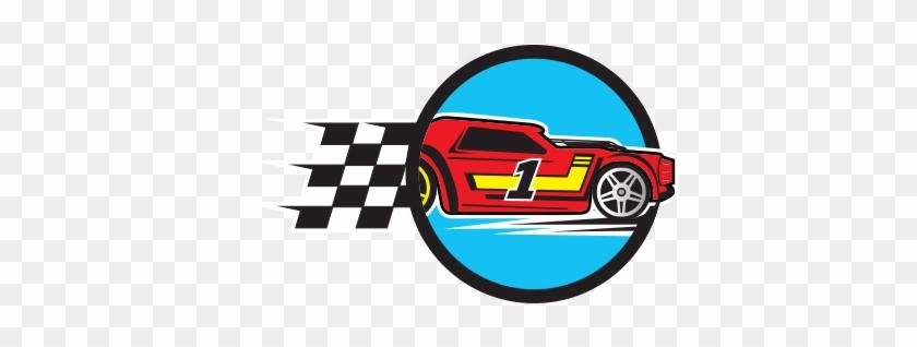 Race Car Clipart Hot Wheel - Hot Wheels Cars Logo #209347