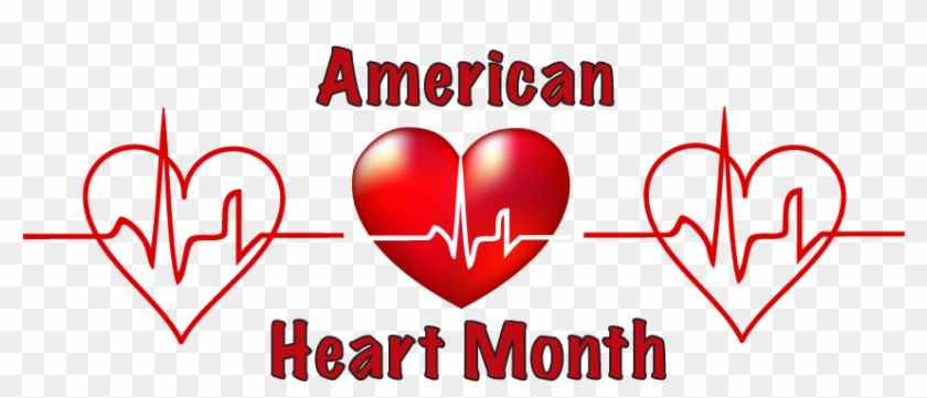 Free February Clip Art Cliparting - American Heart Association Month #210011