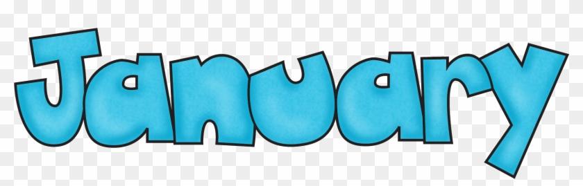 Keeping My Kiddo Busy - January Word Clip Art #210038