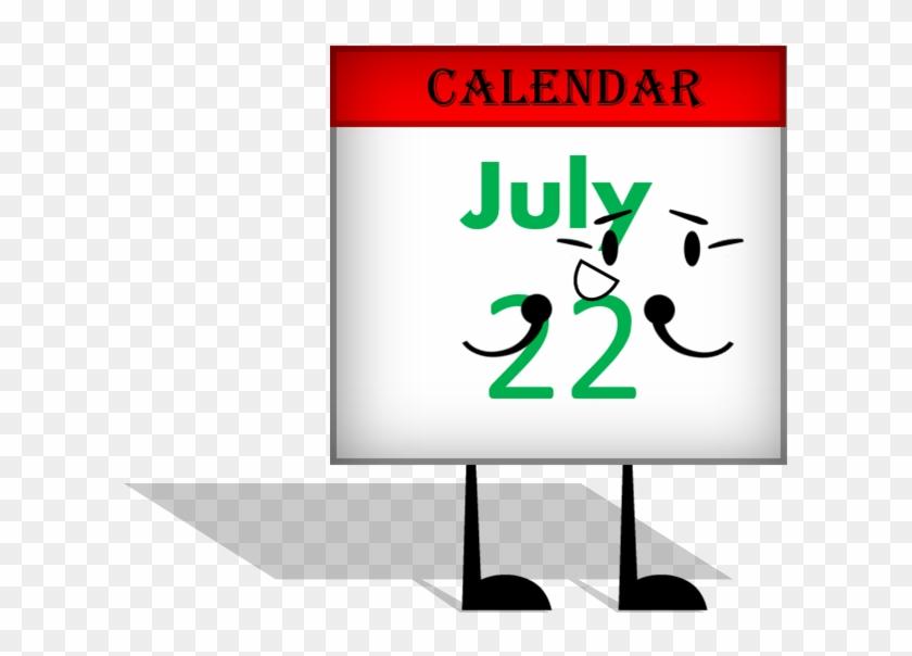 Calendar By Dawnobjectfan - July 17 #210261