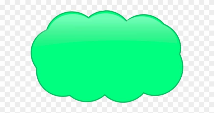 Colourful Cloud Clip Art Clipart Free Download - Coloured Cloud Clipart #211030