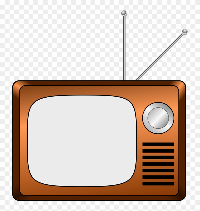 Television Show Television Set Drawing Art - Old Fashioned Tv Cartoon #1341397