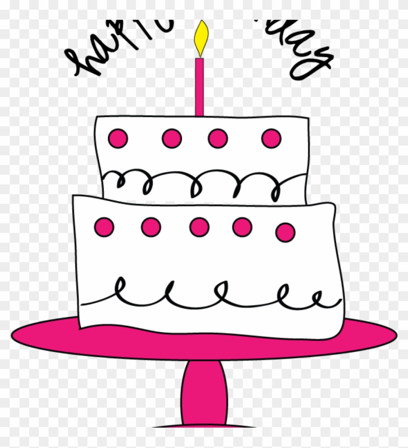 Free Cake Clipart Images Birthday