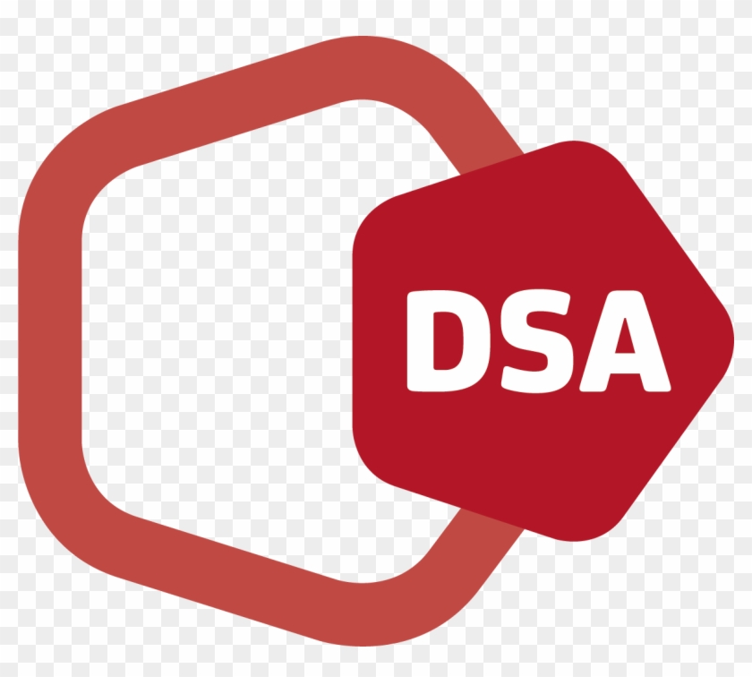 Cla Dsa Icon - Stop Sign - Free Transparent PNG Clipart