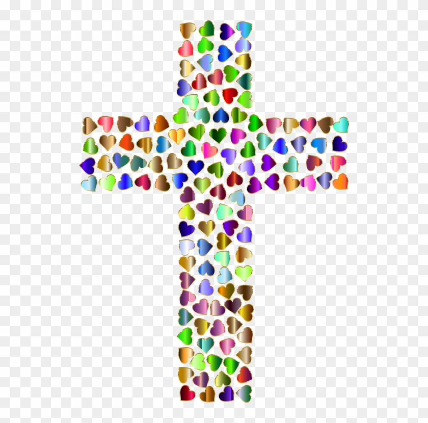 All Photo Png Clipart - Illustration Of A Christian Cross #1342148