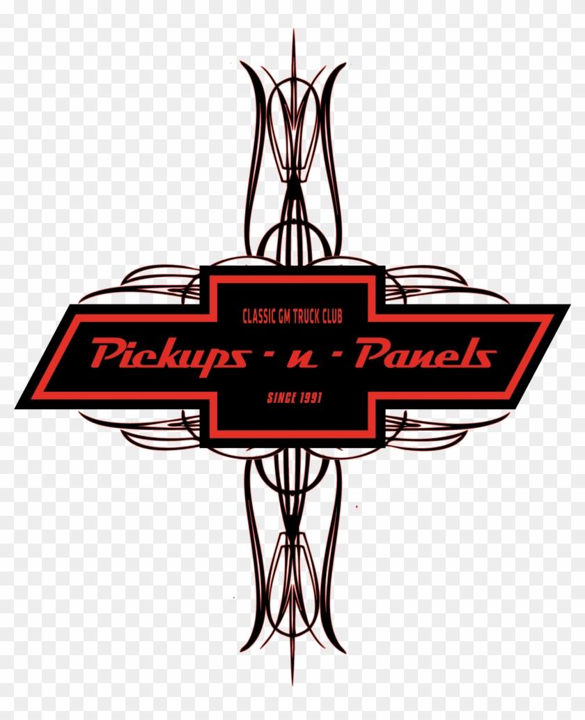 Truck Club Club Logos Pickups N Panels Classic Gm Truck - Logos For Trucks Clubs #1342307