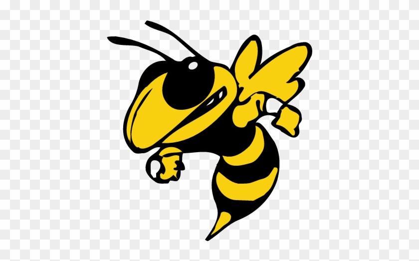Mcadory Middle School - Georgia Tech Yellow Jackets Logo #1342400