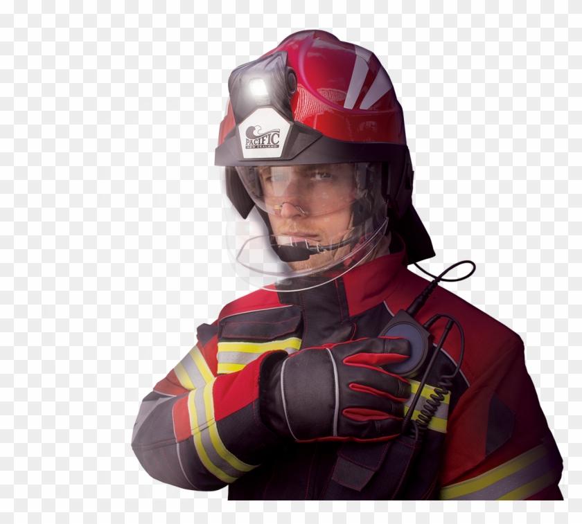 F15 - New Helmet Firefighter #1342691