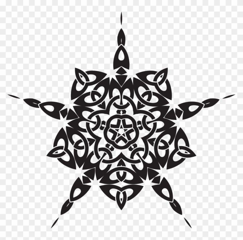 Celtic Knot Coloring Book Drawing Ornament Black And - Celts - Free ...