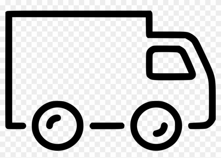 White Delivery Van Png Clipart Van Car - Delivery Van Icon Png #1344744