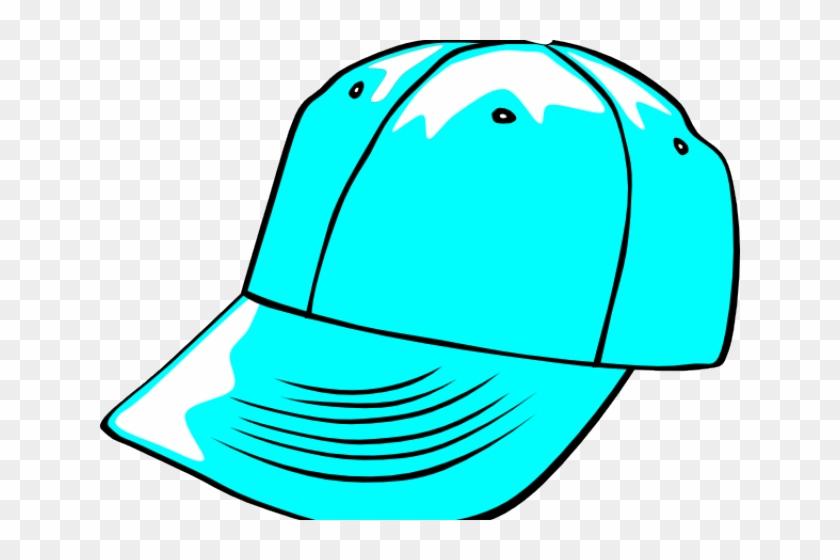 3743c7e4bc300a Baseball Cap Clipart Base Ball - Baseball Hat Clipart Black And White