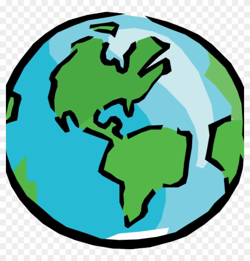 Animated Globe Clipart World Clip Art At Clker Vector - Earth Clipart #1346321