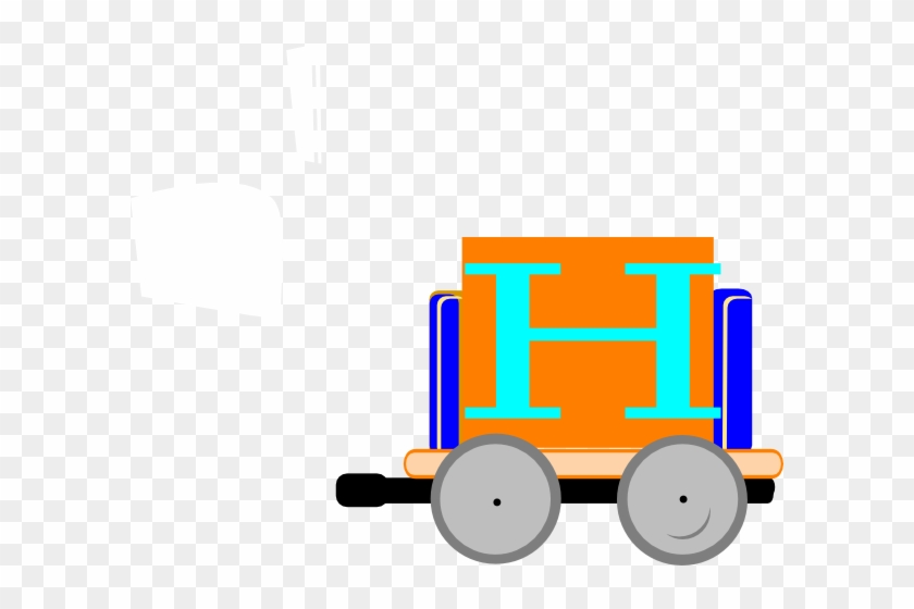 Toot Toot Train And Carriage Svg Clip Arts 600 X 480 - Toot Toot Train And Carriage Svg Clip Arts 600 X 480 #1346962