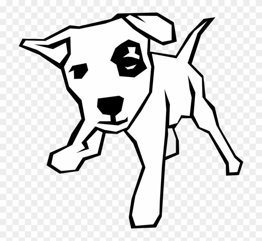 Dog Clip Art Clipart Bulldog Clip Art - Cute Puppy Shower Curtain #1347627
