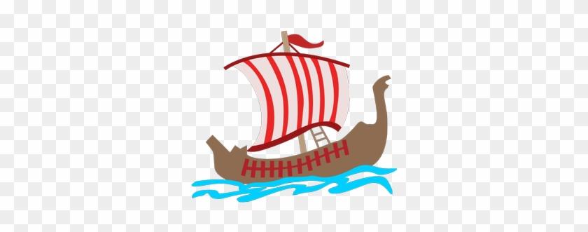 R Arthur Munson - Viking Ships #1347786