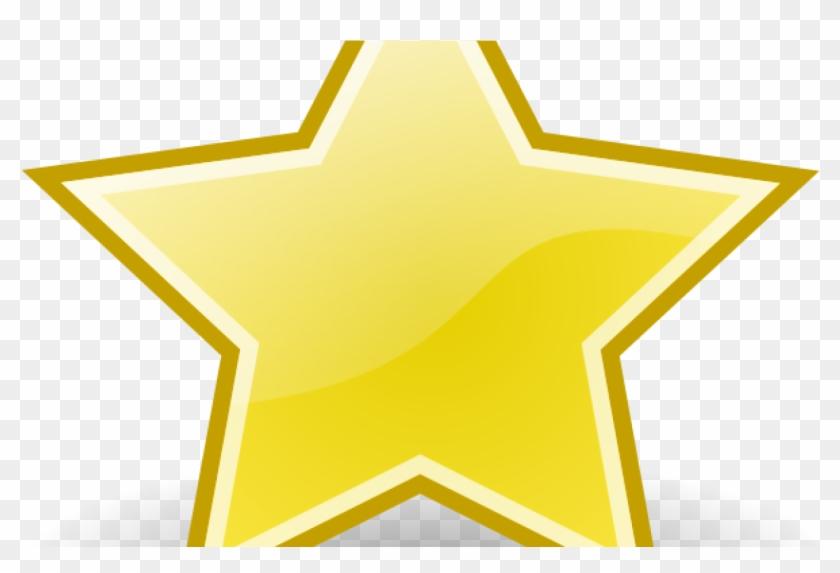Rocket Emblem Star Clip Art Free Vector / 4vector - Estrela Dourada Em Png #1347882